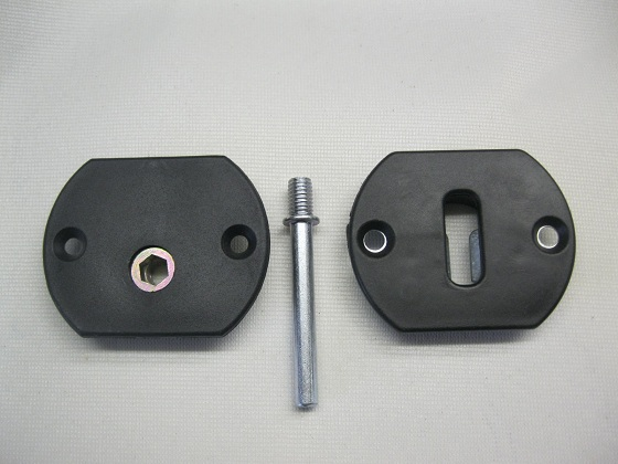 Sofa connecting brackets 3pcs for Sectional sofa brackets